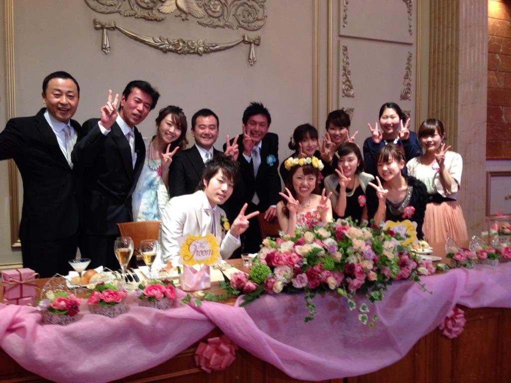 結婚式はいいもんだ!!!   スタッフブログ